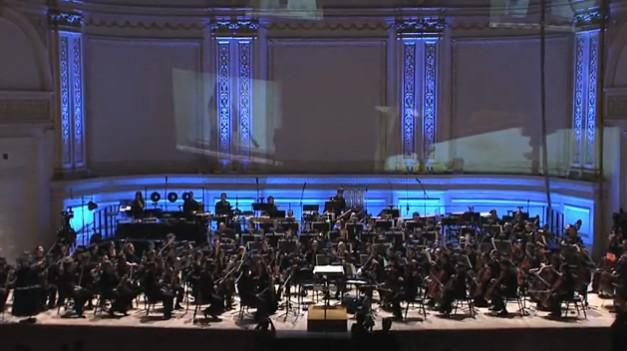 You Tube Symphony Orchestra v Carnegie Hall
