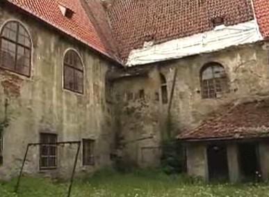 Klášter klarisek v Českém Krumlově