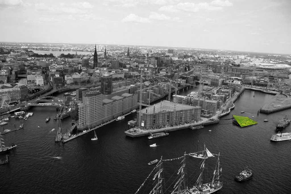 BIG / Bjarke Ingels Group – Alpenwiese and Maritime Housing by the Kaufhauskanal