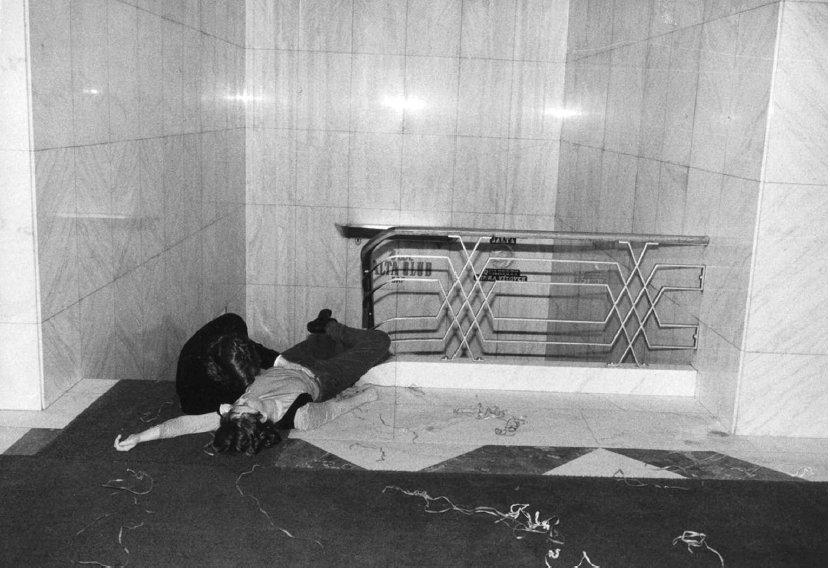 Jan Jindra / Silvestry v hotelu Jalta 1982-84