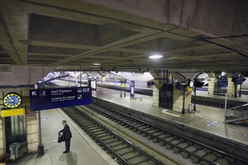 Pařížské metro ochromené stávkou