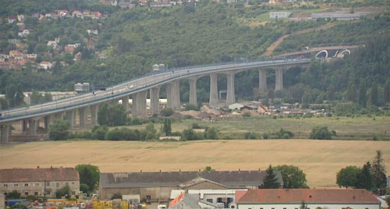 Most na Pražském okruhu