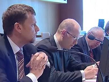 Zasedání rozpočtového výboru