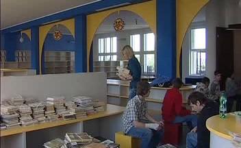 Stěhování knihovny