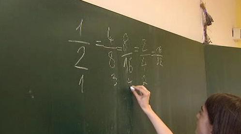 Matematika ve škole