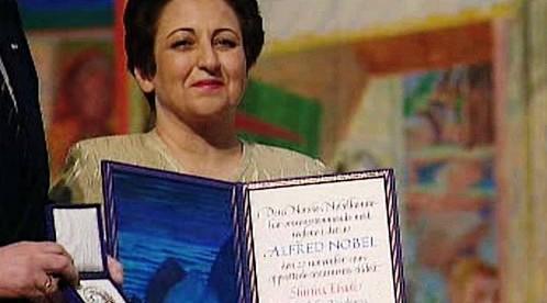 Širín Ebadíová