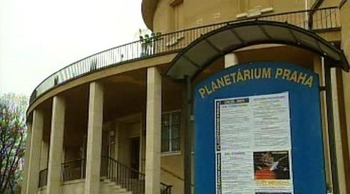 Pražské planetárium
