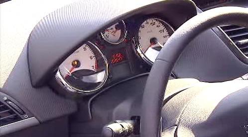 Palubní deska vozidla