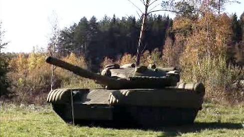 Nafukovací tank
