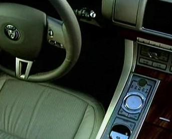 Vnitřní vybavení vozu