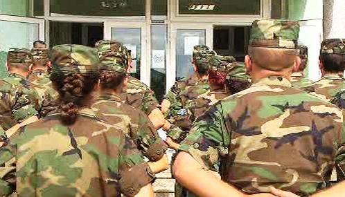 Kosovské bezpečnostní síly (KSF)