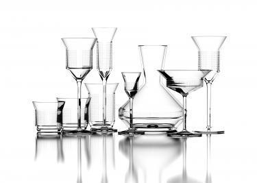 Bohemia Machine Glass