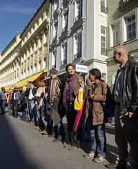Mnichovský protest proti jaderným elektrárnám