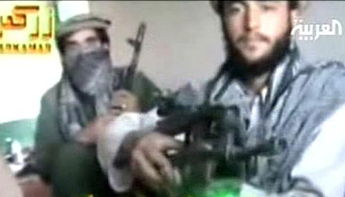 Afghánští povstalci