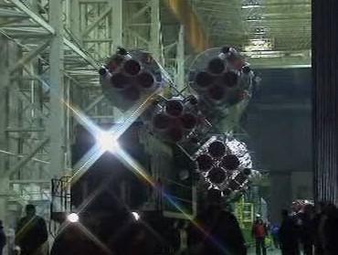 Převážení Sojuzu