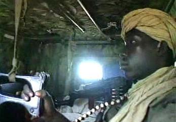 Súdánský povstalec