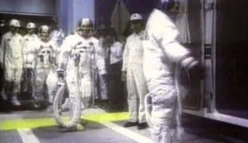 Astronauti z Apolla 11
