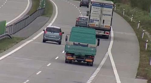 Zvlněná dálnice