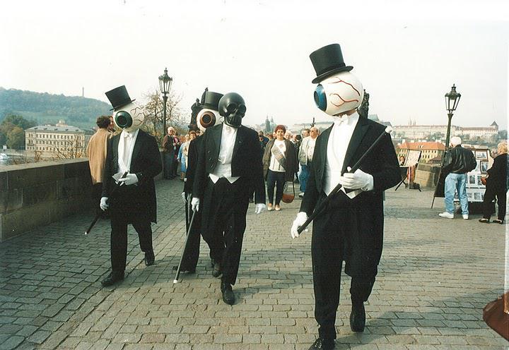 The Residents v Praze (2008)