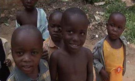 Konžské děti