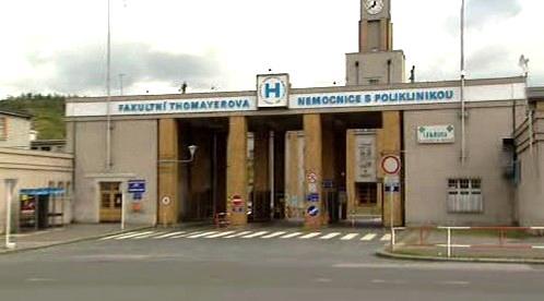 Fakultní Thomayerova nemocnice