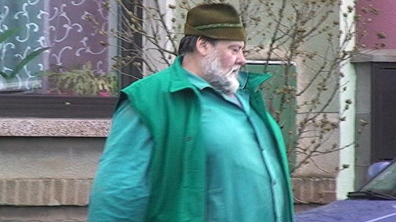 Zadržený myslivec Tomáš Jelen