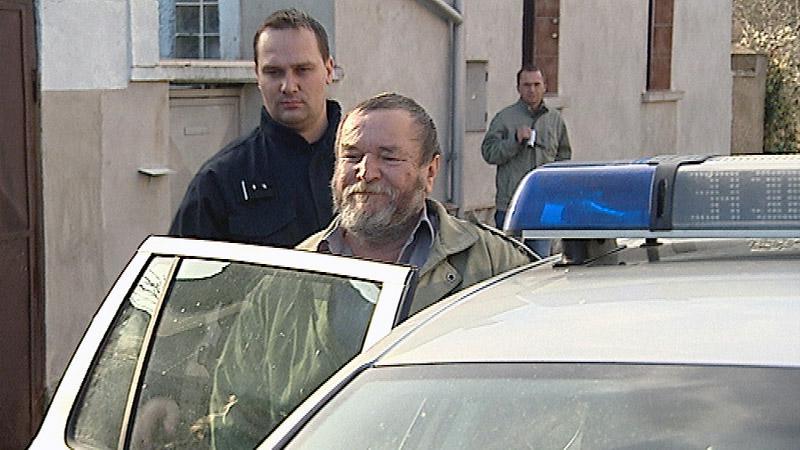 Zadržený myslivec Josef Macák
