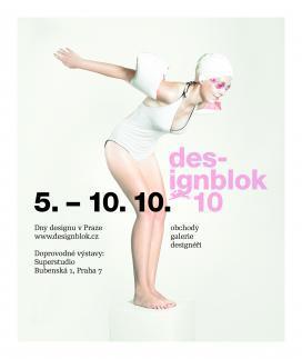 Designblok 2010 / plakát