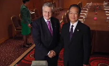 Jednání Číny a EU