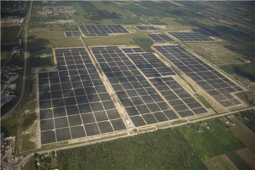 Největší solární elektrárna světa