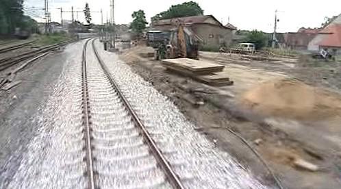 Železniční koridor