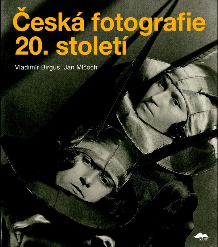 Titulní strana knihy Česká fotografie 20. století