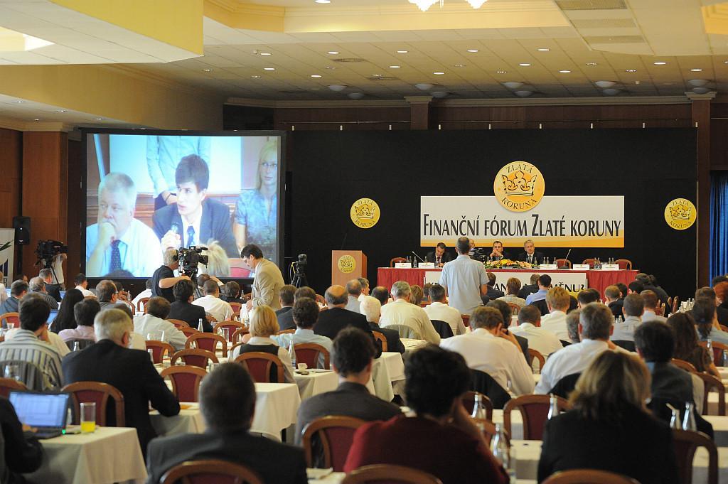 Finanční fórum Zlaté koruny