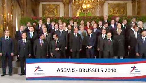 Bruselský summit EU a Asie