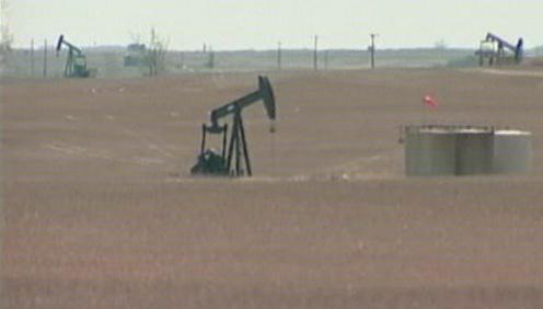 Irácká naleziště ropy