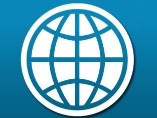 Logo Světové banky