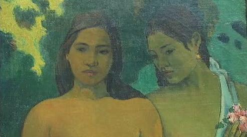 Gauguinův obraz