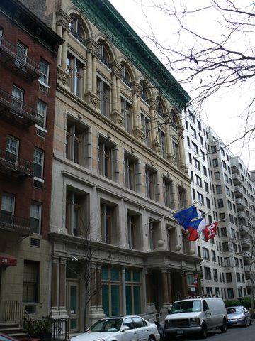 Česká národní budova v New Yorku