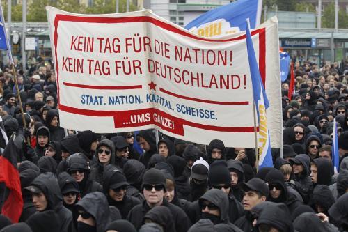 Oslavy 20. výročí znovusjednocení Německa