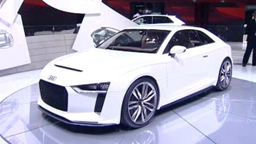 Audi quattro koncept
