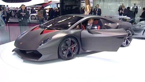 Lamborghini Sesto Eelemento