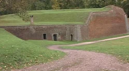 Hradby pevnosti Josefov