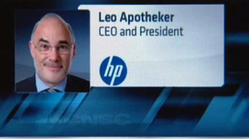 Leo Apotheker