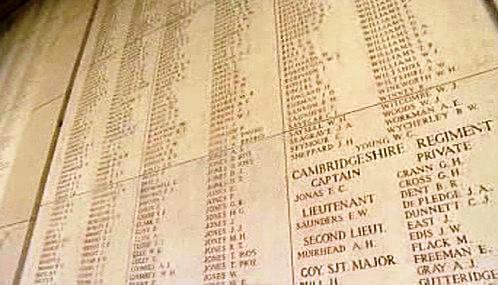 Oběti první světové války