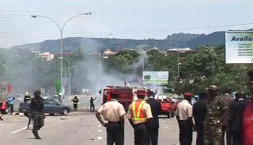 Následky atentátu na oslavách nezávislosti Nigérie