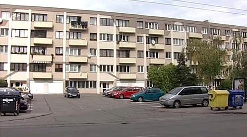 Bytový dům v Hradci Králové