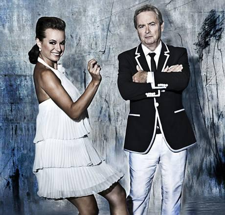 Alexander Hemala a Jitka Šorfová