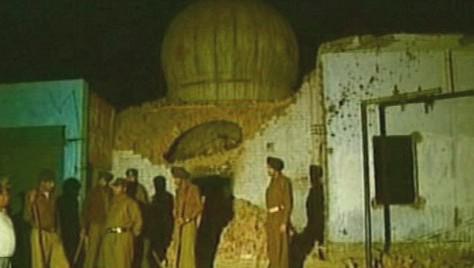 Báburova mešita