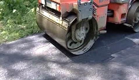 Rekonstrukce vozovky