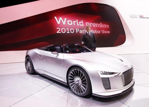 Elektromobil e-tron Spyder